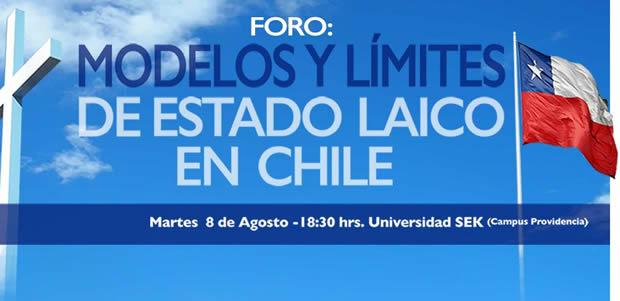 Conferência sobre laicidade no Chile
