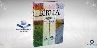 SBB apresenta a Bíblia Nova Almeida Atualizada