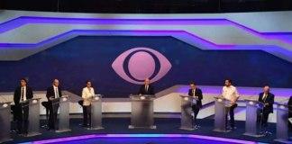 Debate presidencial: candidatos evitam confrontos