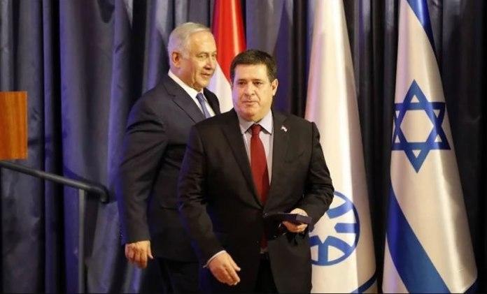 Paraguai irá retirar embaixada em Jerusalém e retornar para Tel Aviv