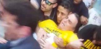 Jair Bolsonaro sofre atentado em Juiz de Fora (MG)