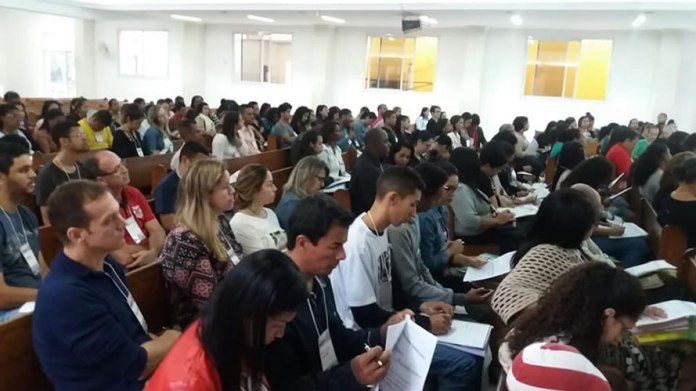 Vila Velha recebe Congresso para o Ministério Infantil