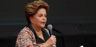 Promessa de 'aliança até com o diabo' é feita por Dilma em oposição a Bolsonaro