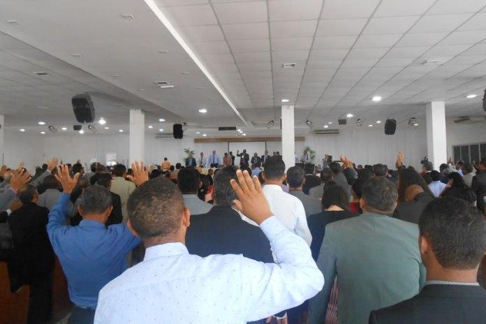 """CEADES realiza 1ª Assembleia Geral Ordinária e apresenta proposta de """"Pastoreio de Pastores"""""""