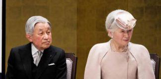 Imperador Akihito pede ao Japão para se abrir e reforçar laços com o mundo