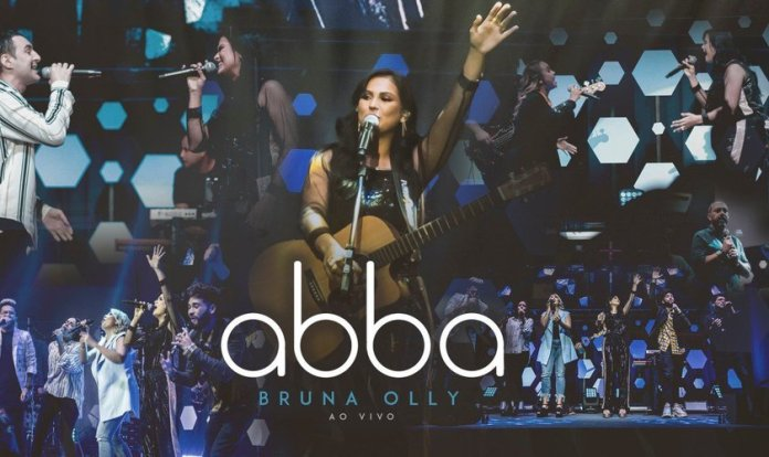 Bruna Olly grava novo álbum ao vivo