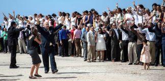 Igrejas em Cuba rejeitam o casamento gay, antes do referendo da nova constituição