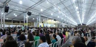Maior evento evangélico do Brasil vai reunir 120 mil pessoas em Campina Grande