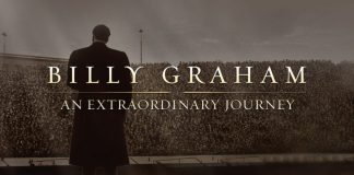 Extraordinary Journey: um filme sobre a vida de Billy Graham