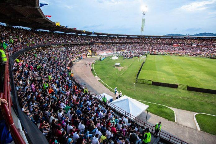 Festival da Esperança leva alívio para colombianos e venezuelanos