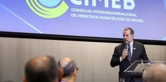 Dias Toffoli diz que reconhecimento ao trabalho de evangélicos é merecido