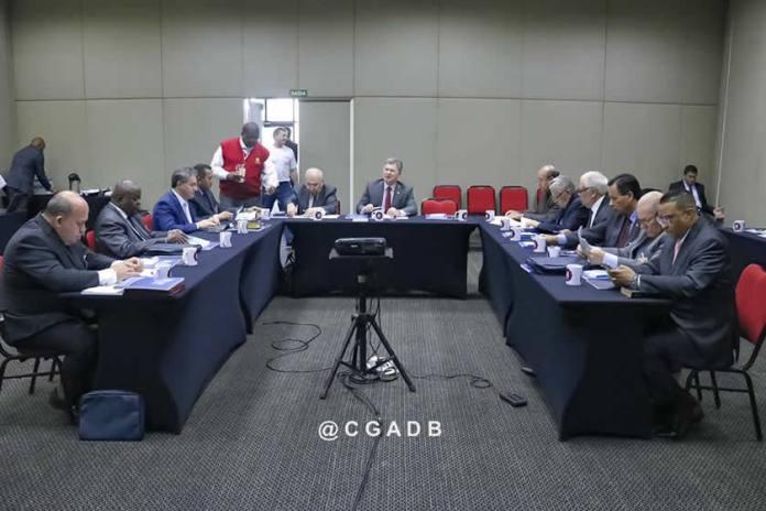 Presidente da CGADB se reúne com a diretoria para conferir pauta da AGO