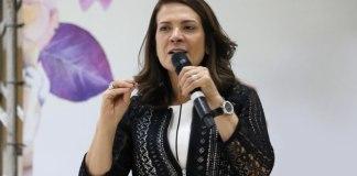 Lídia Dantas Costa, presidente da Unemad