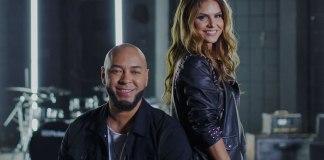 """""""Pai Presente"""" é o novo single de Ton Carfi com Aline Barros"""