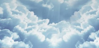 A Nuvem de Glória