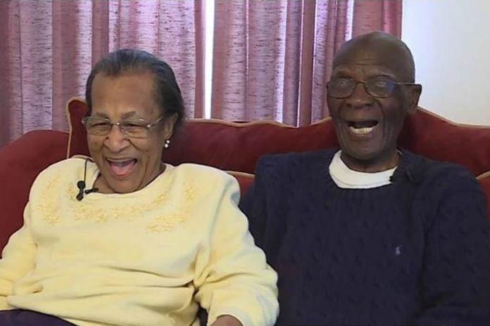 """Casados há 82 anos Willie e Daniel revelam o segredo: """"fé em Deus"""""""