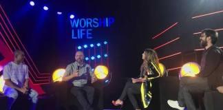 """""""Worship Life"""", o programa de Aline Barros na web"""