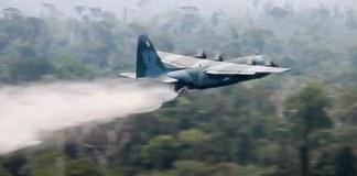Brasil receberá ajuda de Israel para combater incêndios na Floresta Amazônica