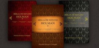 Bíblia de Estudo Holman foi lançada pela CPAD em São Paulo