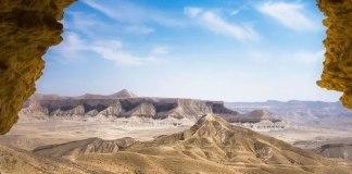 Deserto de Negev: descoberta de nascentes de água reflete profecia de Isaías