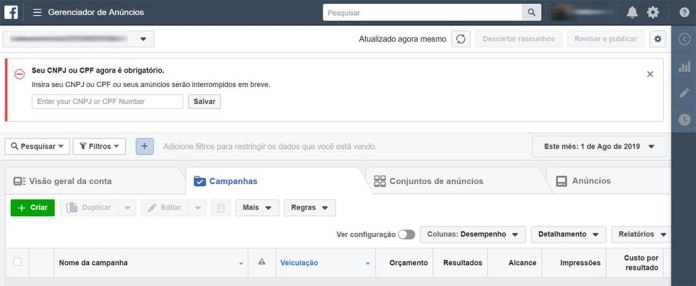 Hackers aplicam golpes em posts patrocinados do Facebook e Instagram