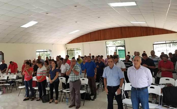 Igreja Cristã Maranata realiza seminários para Igrejas Evangélicas da Costa Rica