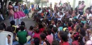 Evento evangelístico leva 72 pessoas a Cristo, em Alagoas