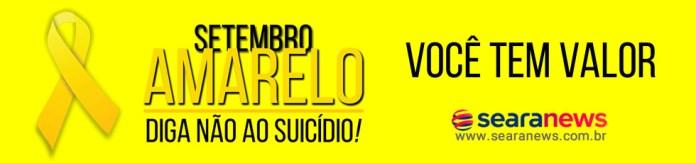 Setembro Amarelo - Prevenção do Suicídio