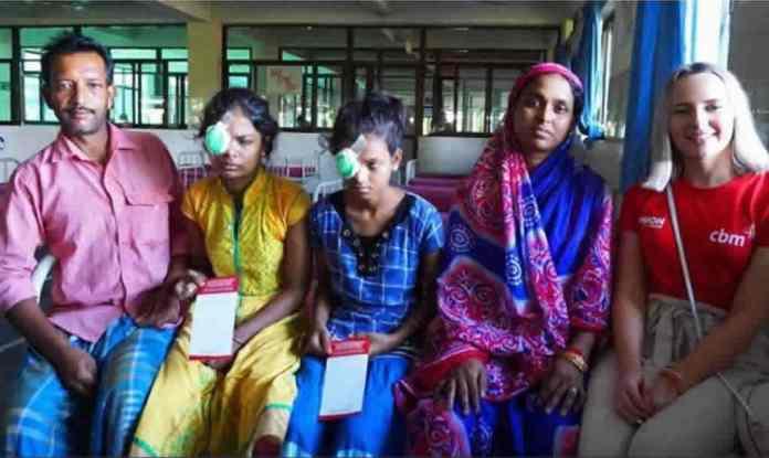 Organização cristã 'devolve' visão a duas irmãs cegas, no Nepal