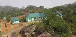Um centro de paz na Nigéria