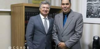 Convenção Uruguaia solicita credenciamento na CGADB