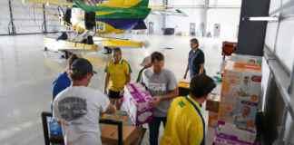 Grupos cristãos levam alívio às partes atingidas furacão Dorian nas Bahamas