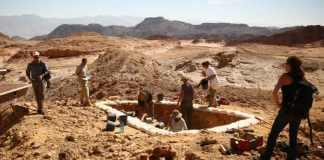 Cientistas israelenses descobrem o reino bíblico de Edom, fundado por Esaú