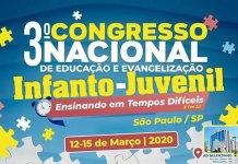 3º Congresso Nacional de Educação e Evangelização Infanto-Juvenil
