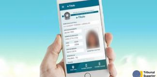 Aplicativo e-Título: o documento digital substitui o título de eleitor em papel