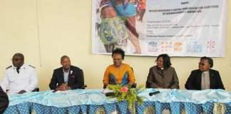 Governadora do Huambo destaca papel da igreja na moralização da sociedade