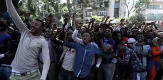 Três evangelistas foram mortos em protestos violentos na Etiópia