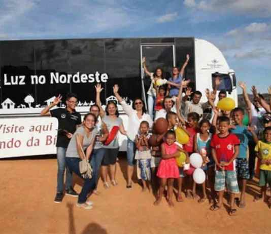 Culto de ação de graças e mutirão social celebram os 10 anos do Luz no Nordeste, em Recife (PE)