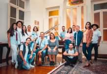 """Grupo capixaba """"Sintonia"""" lança single """"Oração do Servo"""""""