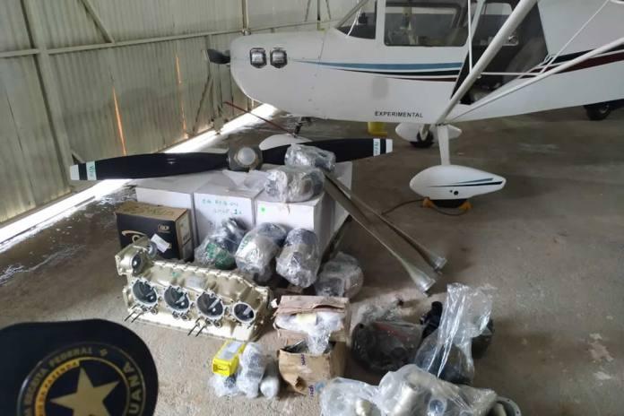 Operação Frankenstein, da Receita Federal resultou em 33 aeronaves apreendidas