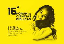 Inscrições abertas para o 16º Fórum de Ciências Bíblicas da SBB