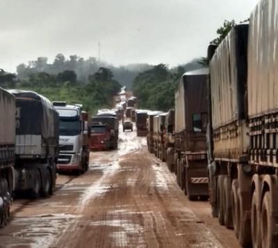 Conclusão da rodovia BR-163 até Miritituba (PA) será entregue nesta sexta-feira