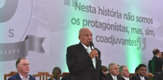 A comemoração dos 60 anos da Cadeeso