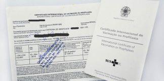 Certificado Internacional de Vacinação pela internet: Passo a passo para emitir