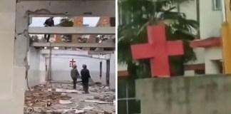 Surto de coronavírus não inibe campanha contra o cristianismo na China