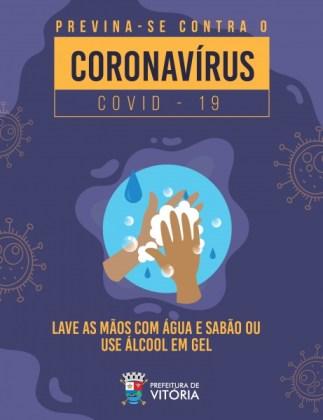 PMV - Prevenção ao Coronavírus