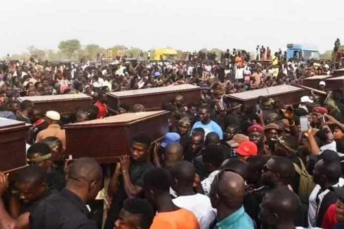 350 cristãos foram assassinados na Nigéria somente em 2020