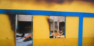 Igrejas são incendiadas na Guiné