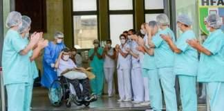 Brasil se torna país com maior número de recuperados do novo coronavírus