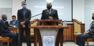 Pastor Valdo Ribeiro dos Santos é empossado presidente da Assembleia de Deus em Aracruz